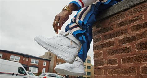 Nike Don C X Air 2 don c seeks inspiration from air 2 and 3 for just don x nike air 1 hi kicks