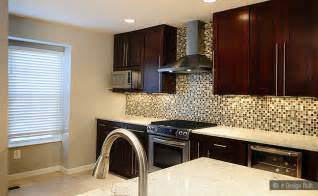 beige backsplash tile brown beige glass metal mix backsplash tile backsplash