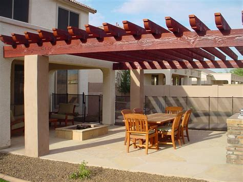 pergola and patio cover peoria az photo gallery