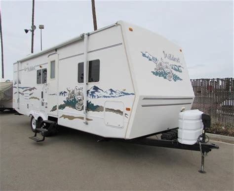travel trailer renovation forest river wildcat gets an used 2005 forest river wildcat travel trailer for sale