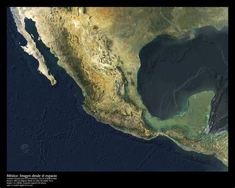 imagenes satelitales modis mapas satelitales mexico