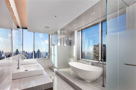 Small Master Bathroom Remodel Ideas by Gorgeous Modern Apartment Above The New York City