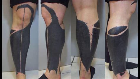 blackwork tattoos part 1 youtube