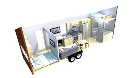mini cabins plans