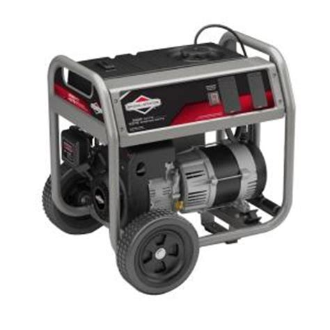 briggs stratton 3 500 watt gasoline powered recoil start