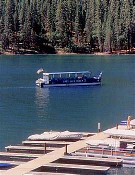 the bass lake queen bass lake boat rentals - Private Boat Rentals Bass Lake