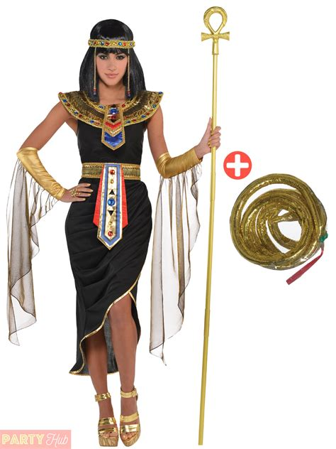 clothing shoes accessories costumes womens costumes adult cleopatra costume accessories egyptian queen