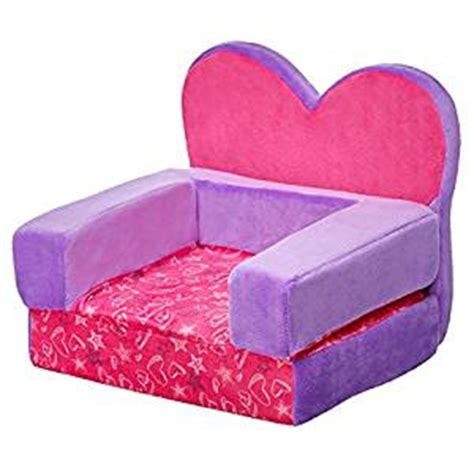 Amazon Com Build A Bear Workshop Heart Chair Bed For Teddy Bear Toys Games