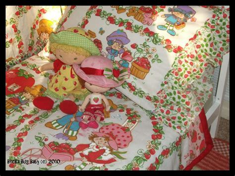 Strawberry Shortcake Toddler Bedding Set 17 Best Images About Strawberry Shortcake Bedding On Bedding Sets Bed