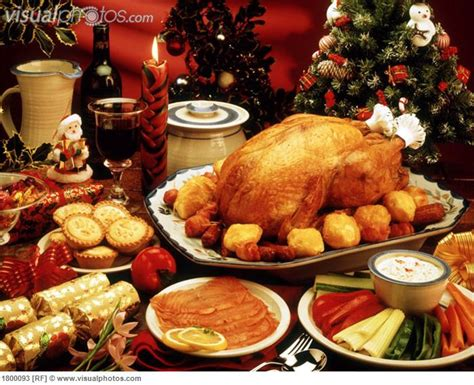 25 tempting christmas dinner ideas