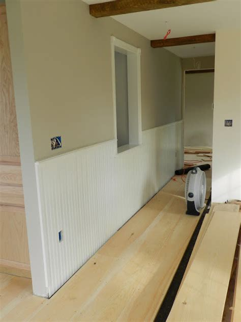 Cottage Wainscoting by Catch Meadow Cottage Wainscoting And Counters