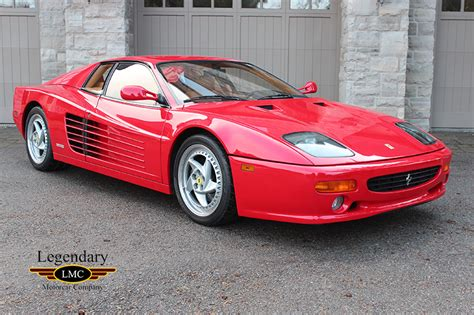 512m for sale 1995 512m for sale number 21 of only 75 built