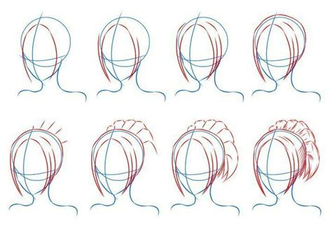 How To Draw Hairstyles by How To Draw Hair Android Apps On Play
