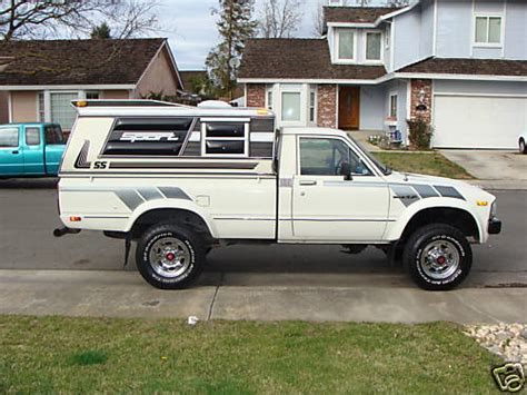 Toyota Truck For Sale By Owner 4 215 4 187 Toyota Trucks 187 1982 Toyota 4 215 4 Sr5 Longbed Truck