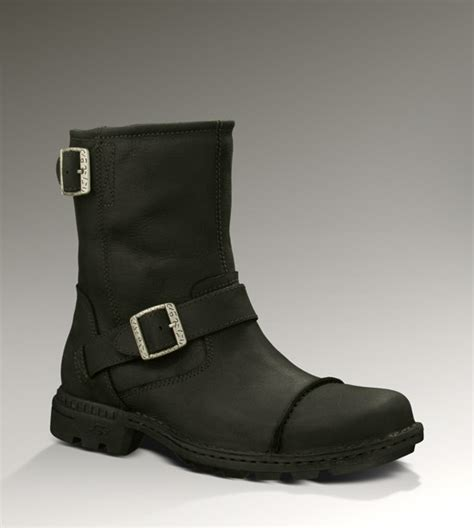 Black Master Boots Kevin Coklat a day to die mcclane bruce willis jacket