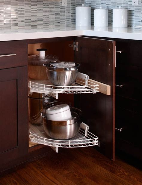 corner cabinet ideas 8 ingenious organizing ideas for corner cabinets kitchn