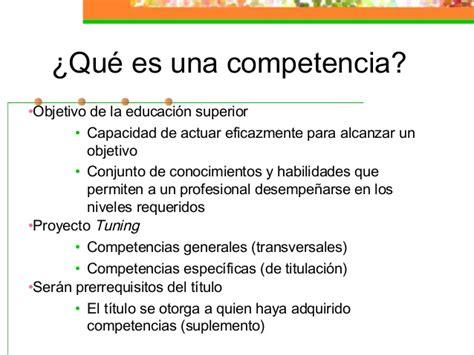 Modelo Curriculum Unex Evaluaci 243 N Por Competencias Fird Unex Es