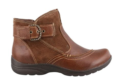 earth origins dayton boots leather womens ankle boots low