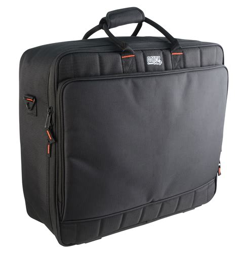 Delux Dls 2118 2 1 Ch gator deluxe padded utility equipment bag 21 quot x 18 quot x 7