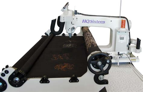 Hq Sixteen Quilting Machine by Hq Sixteen Arm Quilting Machine W Studio Frame