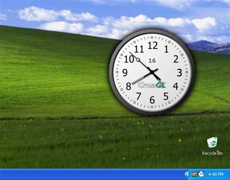 crossgl surface clock