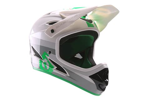 Helm Polygon Comb Grey Size M 661 sixsixone helmet comp grey green alltricks