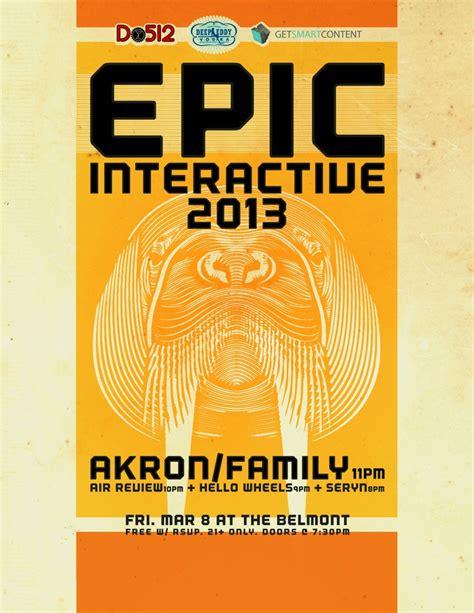 interactive news sxsw 2013 do512 s epic sxsw 2013 interactive party announced