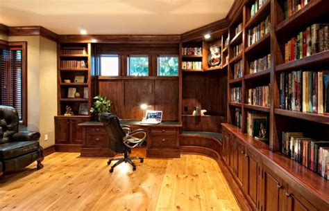 library office den office library todsen design