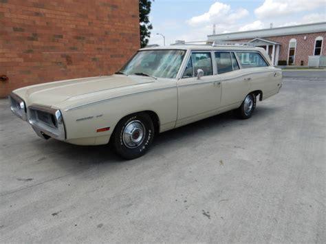 1970 dodge station wagon excellent condition unrestored