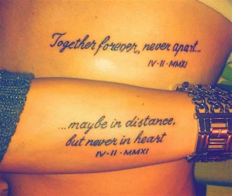 quotes for couples tattoos 1000 ideas about married tattoos on