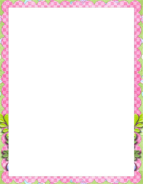 printable baby stationery baby borders for paper www pixshark com images