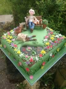 garten torte 470 best images about garden cakes on gardens