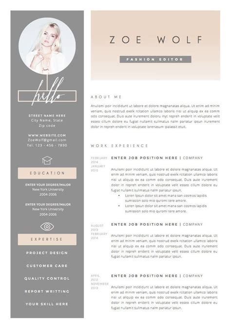 Designer Resume by Fashion Design Resume Best Resume Collection