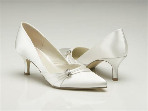 Wedding Shoes Low Heel by Low Heel Wedding Shoes With Ipunya