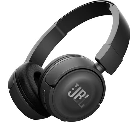 Headphone Bluetooth Jbl Buy Jbl T450bt Wireless Bluetooth Headphones Black
