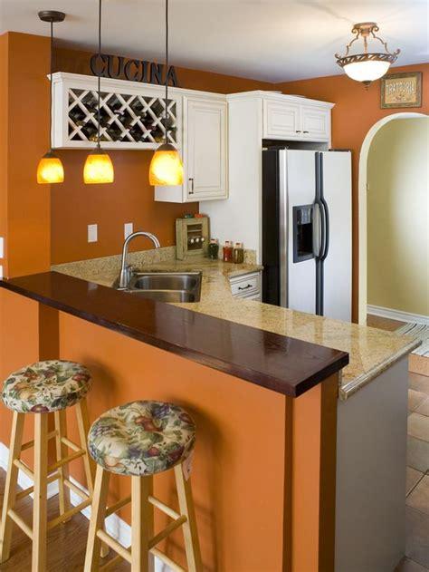 decorating  warm rich colors color ideas orange