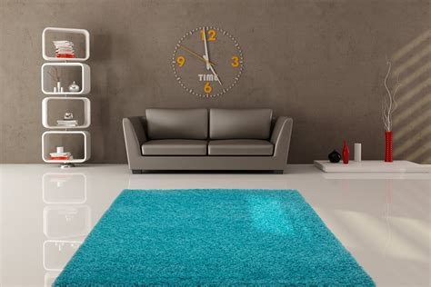 salon uni tapis de salon uni en polypropyl 232 ne bleu clair hollywood