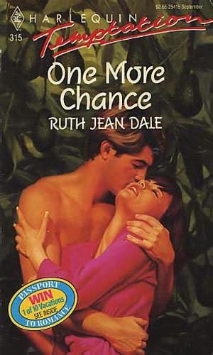 one chance books one more chance by ruth jean dale