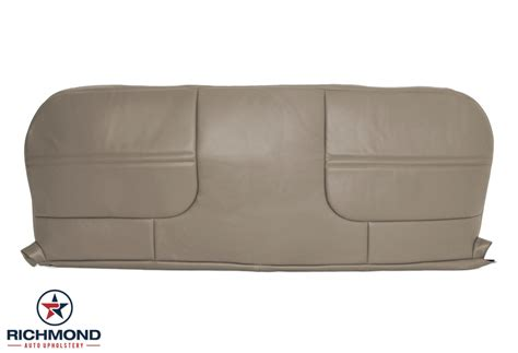 tan bench seat cover 2000 2002 ford f 250 xl vinyl bottom bench seat cover tan