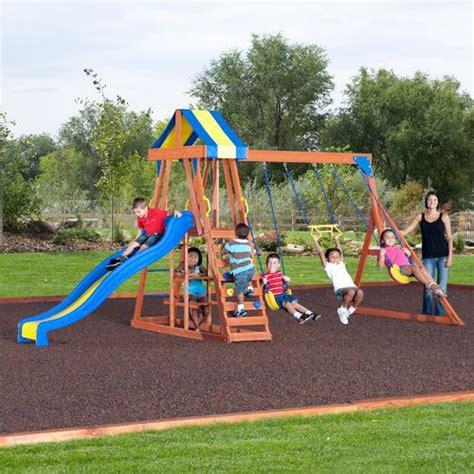 Backyard Discovery Canopy Play Sets Swing Sets Academy