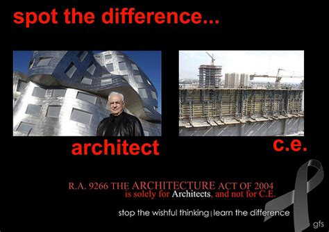 Civil Engineering Meme - architect vs civil engineer flickr photo sharing