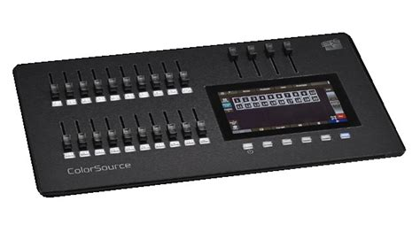etc console etc colorsource console flashlight ltd tv