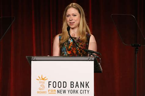 New York City Food Pantry by Chelsea Clinton In Can Do Awards In Nyc Zimbio