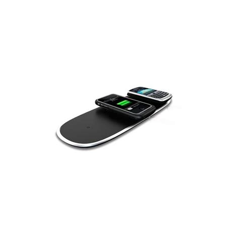 Cell Phone Mat Charger by Save Space Time And Energy With The Powermat Cell Phone