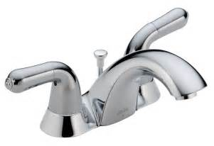 faucet 2530 24 in chrome by delta