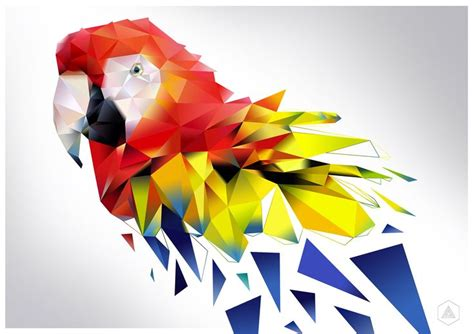 tutorial graphic design illustrator create a polygonal portrait in adobe photoshop with
