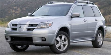 2005 mitsubishi outlander parts and accessories