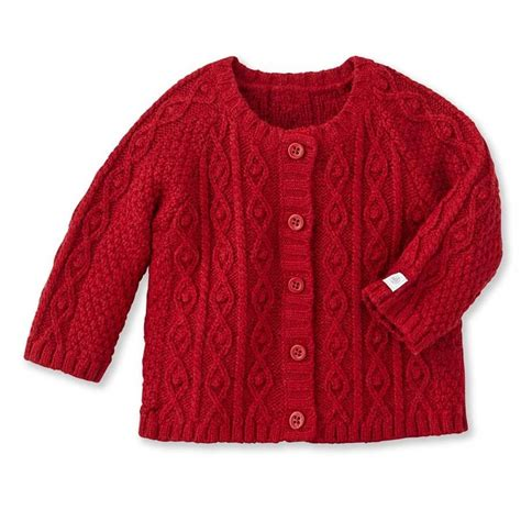 baby cable knit sweater petit bateau cable knit baby cardigan bibaloo