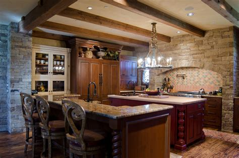 texas style home decor texas hill country style traditional kitchen