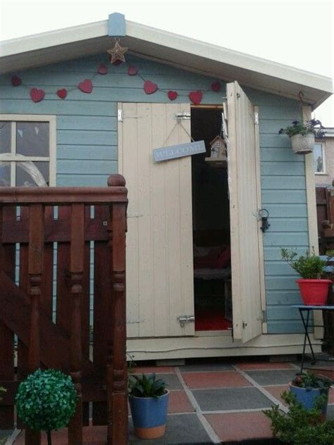 cuprinol shed paint seagrass and cottage garden